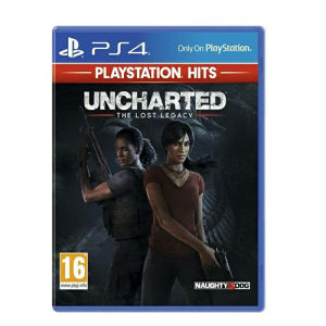 UNCHARTED: THE LOST LEGACY HITS PS4
