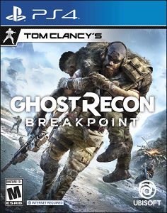 Tom Clancys Ghost Recon Breakpoint PS4 DIGITALNA IGRA