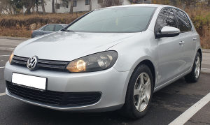 Golf 6 VI 2.0 Tdi 2009 god ZIMSKE GUME