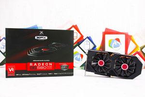 Grafička kartica Radeon RX 580 8GB GDDR5 256bit XFX