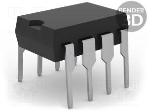 UAA2016P UAA2016 Kontroler 5.5v 130ma (16676)