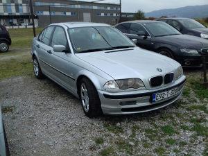 BMW 320 d E46 . 2001.GOD . REGISTROVAN DO 30.10.2020
