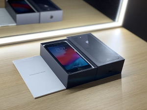 Iphone 8 PLUS 256gb Space Gray 10/10 KAO NOVO