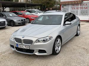BMW M550d xDrive 381PS 2015 FACELIFT UVOZ CH TEK REG