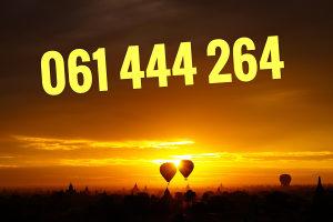 Ultra broj 061 444 264