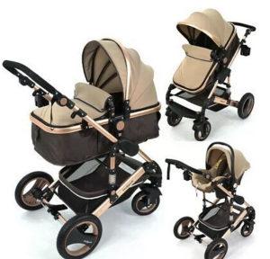 Djecija kolica 3u1, kolica za bebe, baby kolica