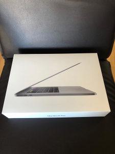 Macbook Pro 15 2019