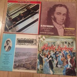 Gramofonske ploče lot 10 LP