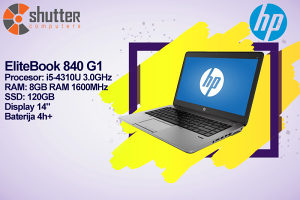 "HP EliteBook 840 G1 i5 4th Gen - 14"" Ultrabook"