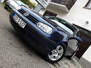 VW Golf IV 1.6 Benzin