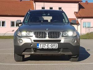 BMW X3 3.0d X-drive 2007