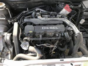 Motor opel astra 1.7