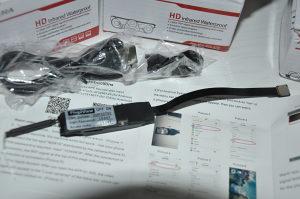 Najbolja špijunska mini wi fi IP kamera sportska auto