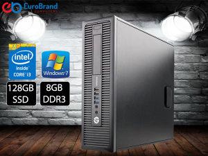 HP 600 G1 i3-4160 8GB RAM 128GB SSD