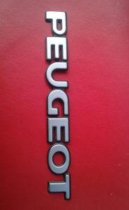 Peugeot oznake