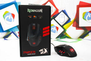 Gaming miš Redragon Phaser M609 3200dpi