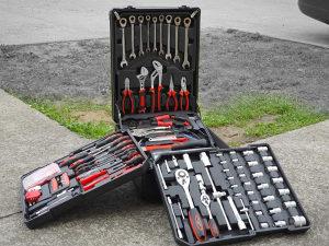 Profi kofer alata set 356 djelova gedore kljucevi alat
