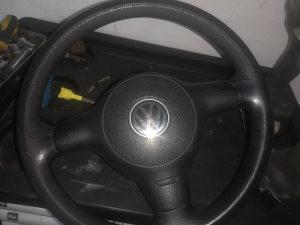 Volan airbag polo 01 gp