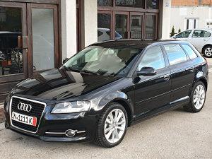 Audi A3 8P 1.6 TDI 5 Vrata 2012