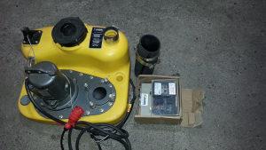 Pumpa za otpadne vode