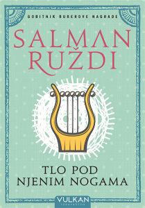 Tlo pod njenim nogama - Salman Ruždi /TVRDI POVEZ/