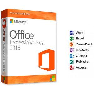 Microsoft Office 2016 Pro Plus ORIGINAL Licenca