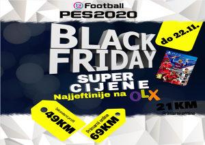 Pro Evolution Soccer 2020 PES 2020 PS4 Black Friday