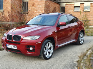 BMW X6 3.0d X-drive moze zamjena!!