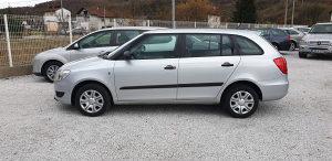 Škoda fabia 1.6 Tdi mod 2013