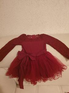 Haljina za djevojcice 1vel.