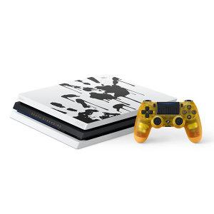 PlayStation 4 Pro 1TB Limited+ Death Stranding
