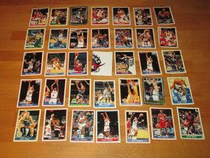 Sličice Košarka 94-95 plus kartice Košarka