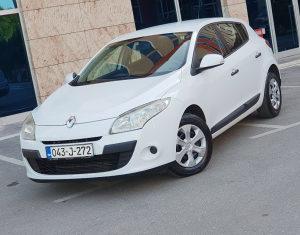 Renault Megane 1.5 DCI Expression 2011god Servisn Extra
