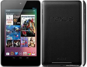 Asus Nexus tablet 32GB interna mem