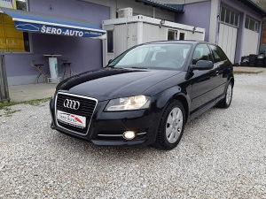 Audi A3 1.6 TDI,2011 GODINA RATA 290KM MJESEČNO