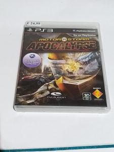 Igra , Igrica PS3 motor strom