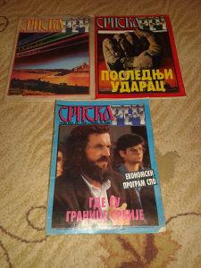 3 casopisa srpska rec iz 1990
