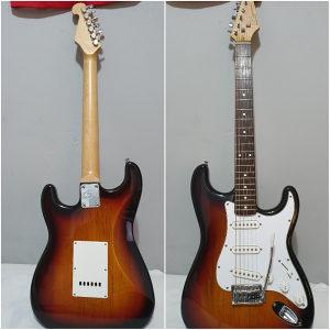 SX Stratocaster električna gitara
