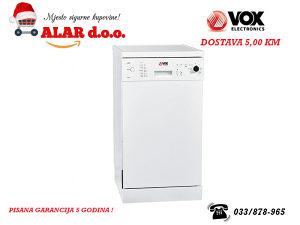 VOX masina za sude / sudo-masina LC 2145  5 GODINA