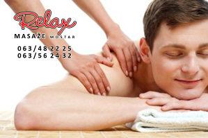 Antistres masaža - M o s t a r