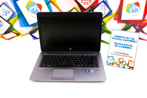 Laptop HP 840 G2; i5-5300U; 256GB SSD; 8GB RAM