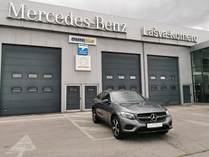 Mercedes-Benz GLC 250 d 4M (255)