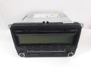 1K0035186AA 1K0035186AA RADIO  VW GOLF 6 > 08-12