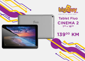 FLUO CINEMA 2  1GB RAM / 16GB ROM