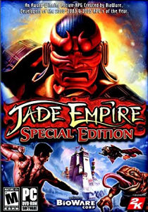 Jade Empire  Posebno izdanje / PC DVD IGRA