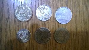Stare kovanice - ŽETONI - RIJETKO !