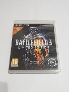 Igra , Igrica PS3 Battlefield 3 limited edition