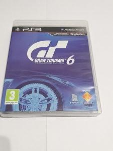 Igra , Igrica PS3 Gran Turismo 6