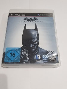 Igra , Igrica PS3 Batman Arkham Orgins