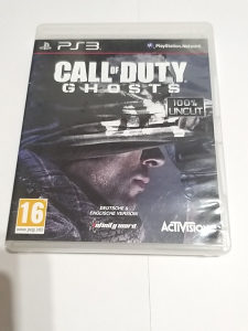 Igra , Igrica PS3 Call of Duty GHOST